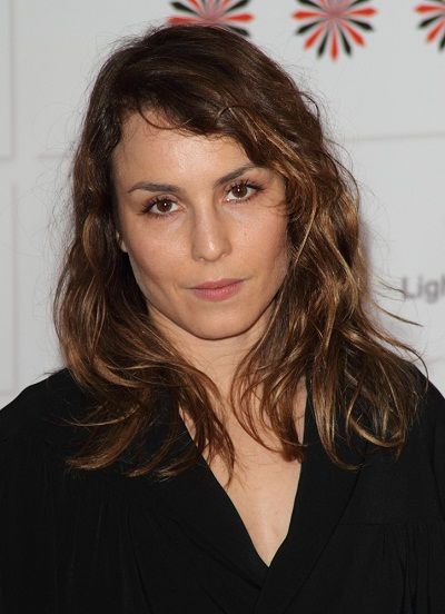 Noomi Rapace blind