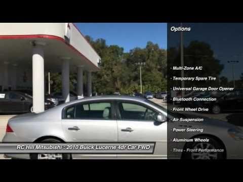 2010 Buick Lucerne DeLand Daytona Orlando AU122206