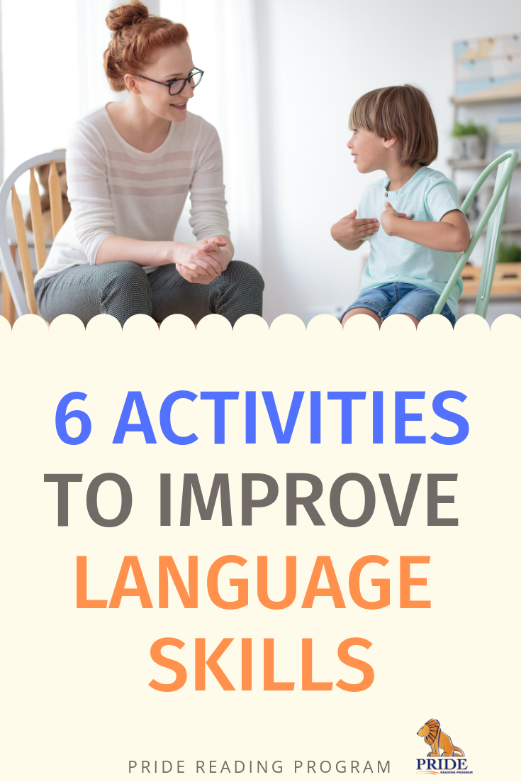 6 Activities to Improve Your Child's Language Skills ...