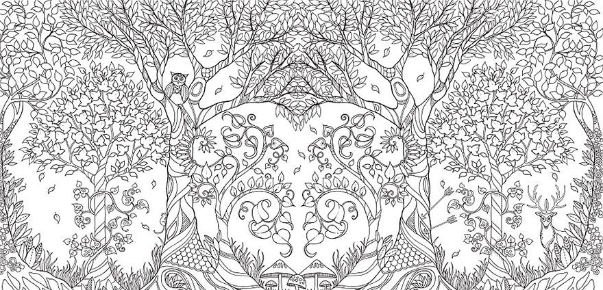 Craft Who Said Adults Cant Use Coloring Books