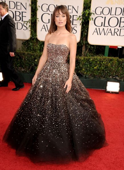 Golden Globes 2011 Best Dressed Our Top 10 Favorite Dresses Of The Night Best Celebrity Dresses Celebrity Dresses Nice Dresses