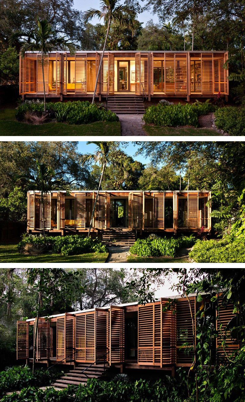 an architect u0027s own tropical refuge in miami brillhart