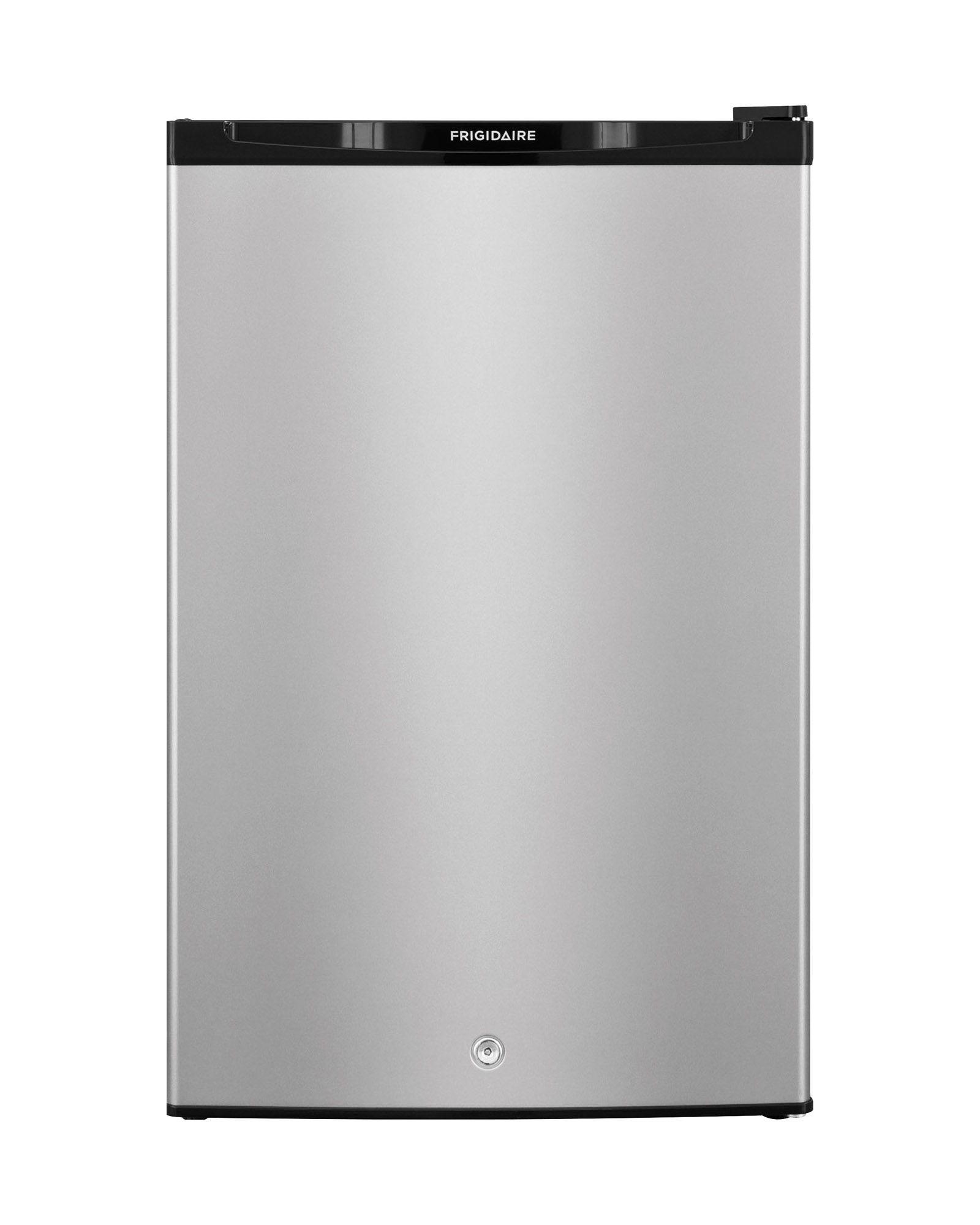 Frigidaire Ffpe4522qm 4 5 Cu Ft Compact Refrigerator Silver
