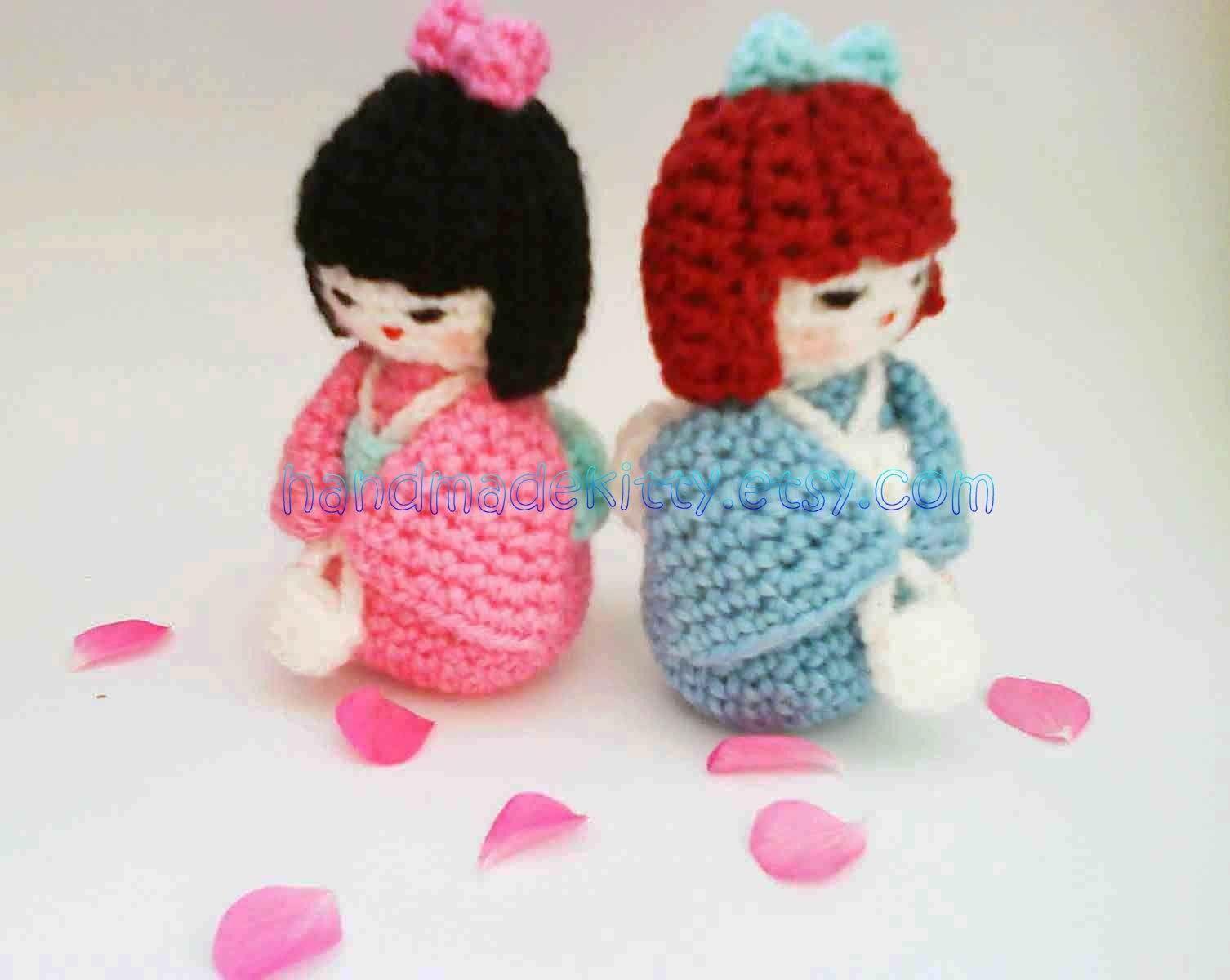 Free Kawaii Amigurumi Patterns : Free crochet doll pattern crochet dolls amigurumi