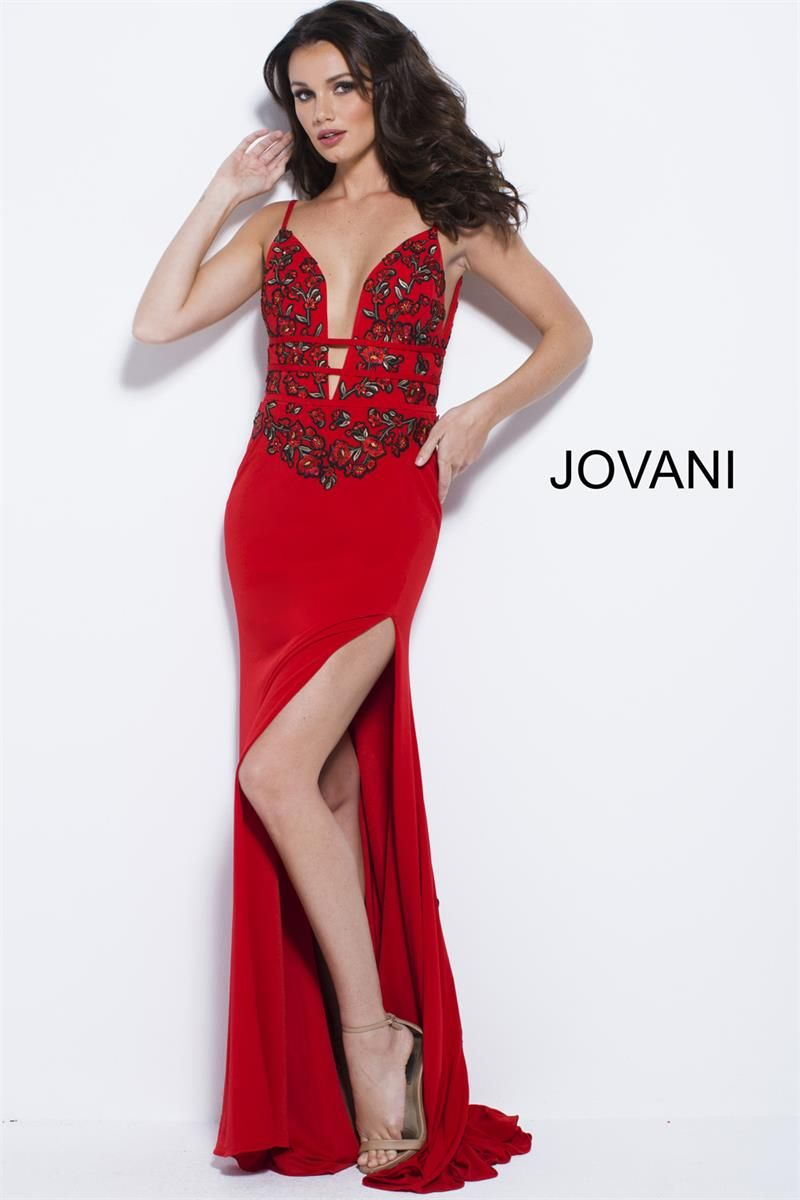 Jovani formal approach prom dress jovani in