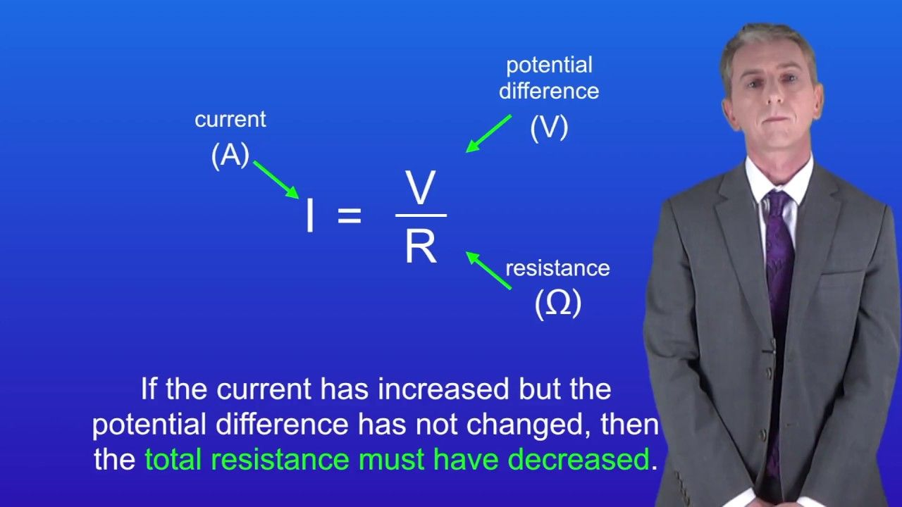 Gcse Science Physics 9 1 Resistors In Series And Parallel Less