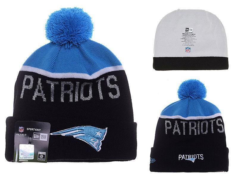 more photos e3ee4 44e5a Mens   Womens New England Patriots New Era NFL Fashion Sports On-Field Knit  Beanie