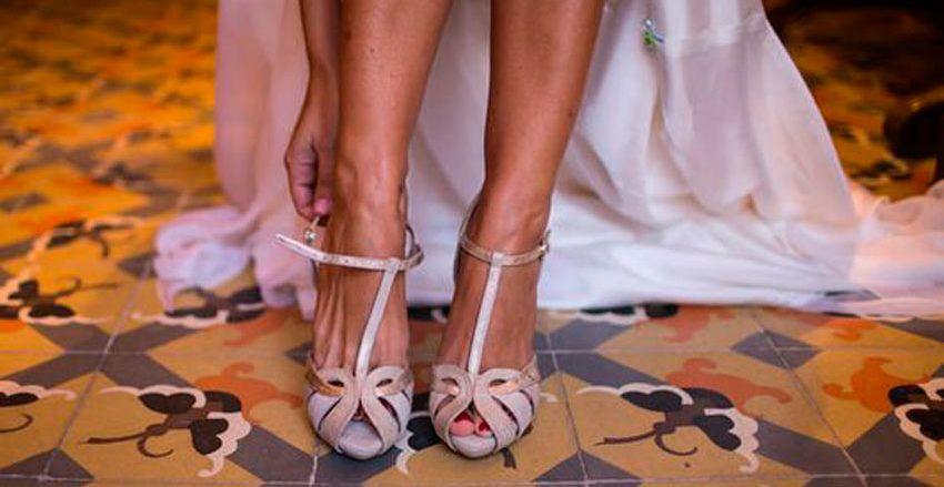Scarpe Da Sposa Como.Dolor De Pies Como Evitarlo Con 5 Trucos Scarpe Da Sposa
