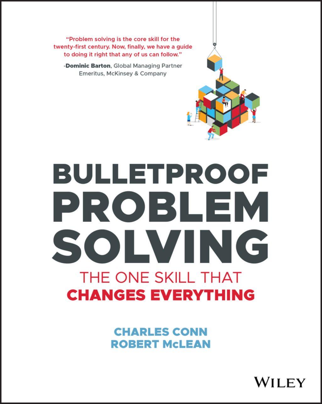 Bulletproof Problem Solving Ebook In 2020 Problem Solving