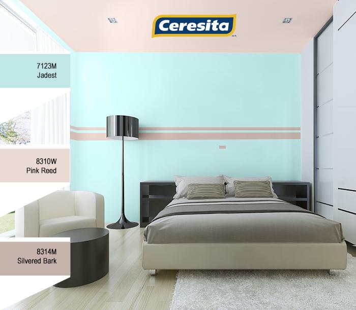 CeresitaCL #PinturasCeresita #Color #Decoración #Habitación ...