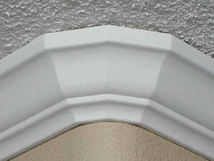 How To Install Crown Molding On Rounded, How To Install Crown Moulding On Rounded Corners