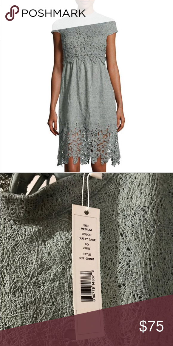 4f48503ed95 I just added this listing on Poshmark  NWT NEIMAN MARCUS Star Crossed  Lovers Lace Dress.  shopmycloset  poshmark  fashion  shopping  style   forsale  Neiman ...
