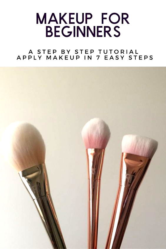 Photo of Makeup –  Makeup for beginners: How to apply makeup in 7 easy steps!  – #contour…