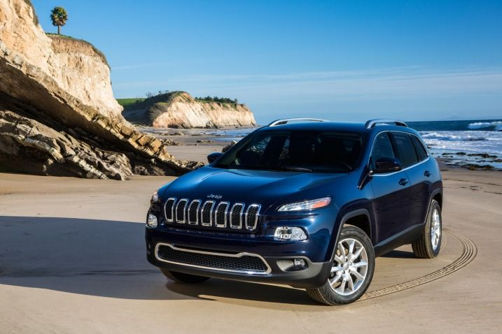 2014 Jeep Cherokee Revealed Ahead Of 2013 New York Auto Show Jeep Cherokee Limited Jeep Cherokee New Jeep Cherokee