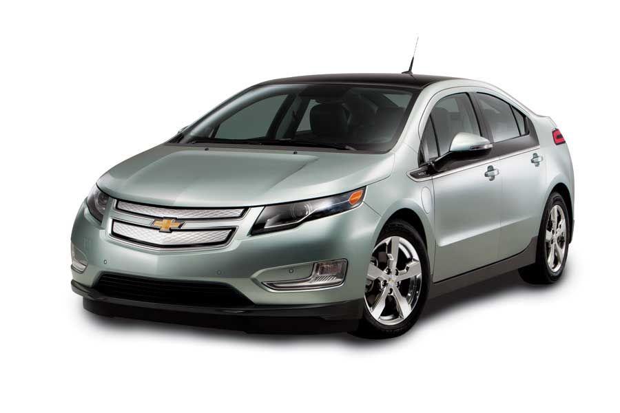 Chevy Volt Earns Energizing Awards Green Transportation