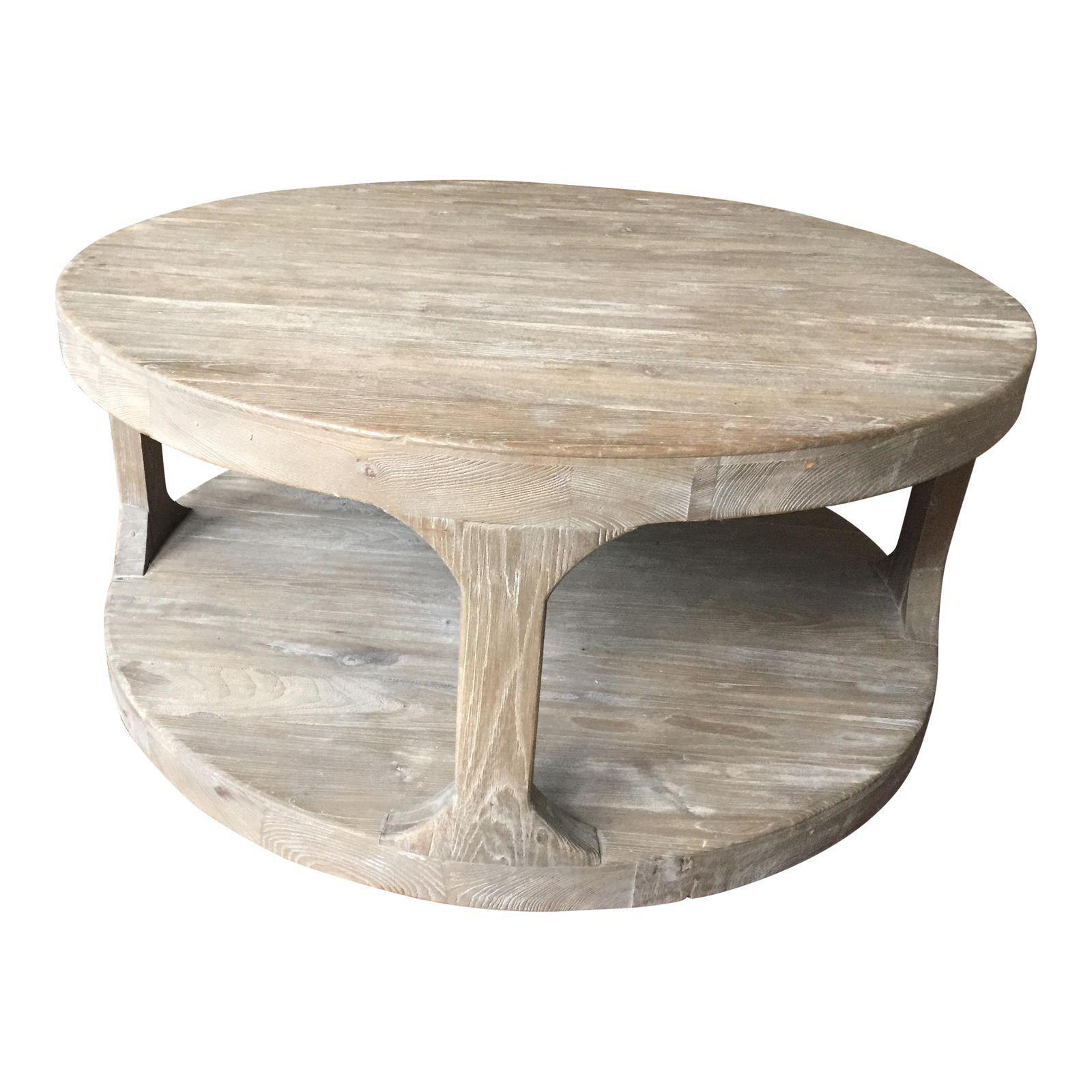 Image Of Restoration Hardware Martens Round Coffee Table Restoration Hardware Table Coffee Table Table [ 1600 x 1600 Pixel ]
