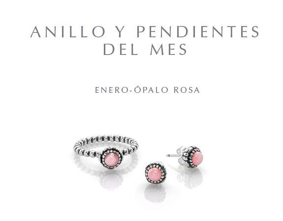 conjuntos anillos pandora