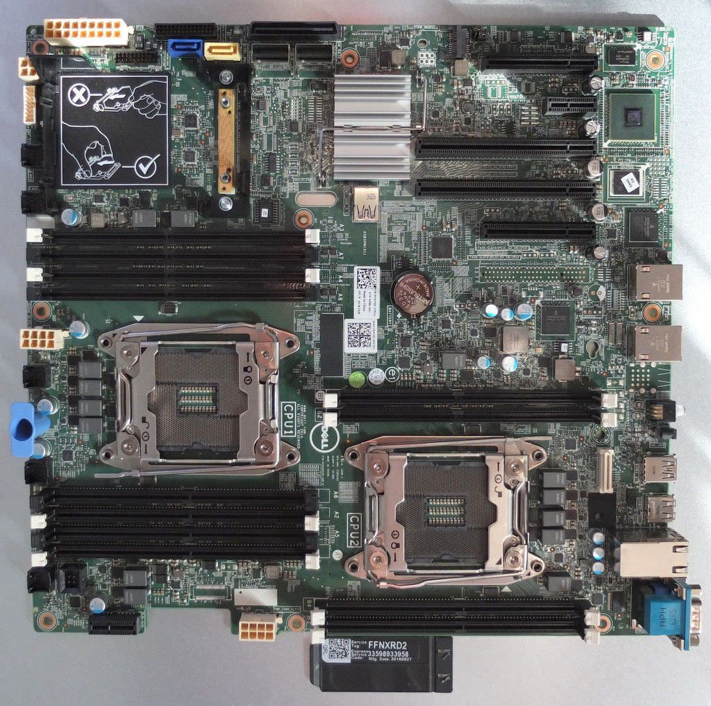 Server Boards 71509: Cn7x8 - Dell Poweredge R430 R530 Dual
