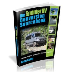 Want to build your own dream camper van, and get out on the road? I've written a 265-page sourcebook with details of how you can put it all together.