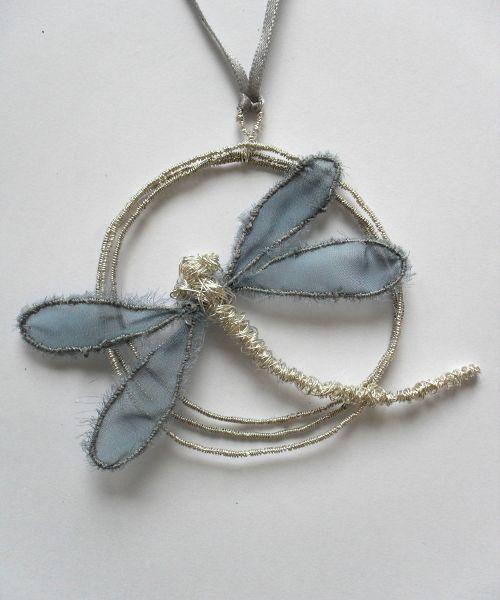 Turquoise Tepid Teadrop: Drahtschmuck-Anleitung: Libelle // diy Wire ...