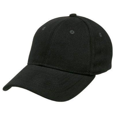 BLACK BURGUNDY or GREY Melton Wool Baseball Cap Hat