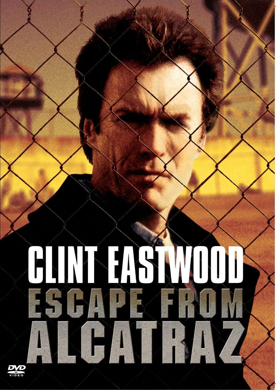 Fuga De Alcatraz 1979 Hdtv Clasicofilm Cine Online Carteles De Películas Famosas Peliculas De Culto Cine Online