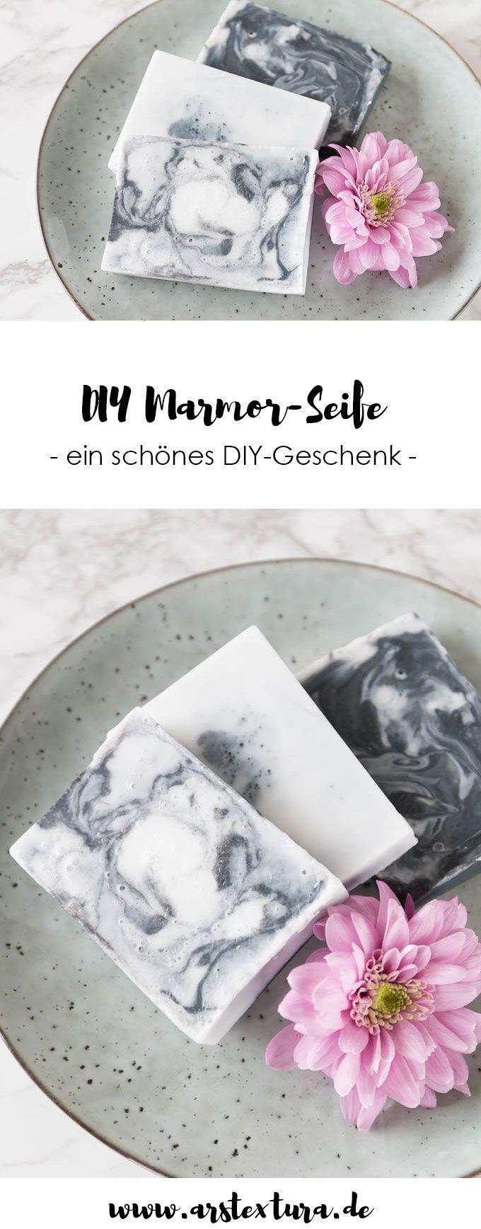 DIY Seife selber machen – DIY Geschenk | ars textura – DIY-Blog