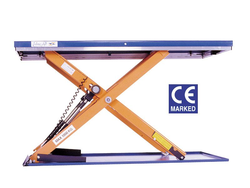 Low profile scissor lift table diy projects pinterest lift low profile scissor lift table greentooth Choice Image