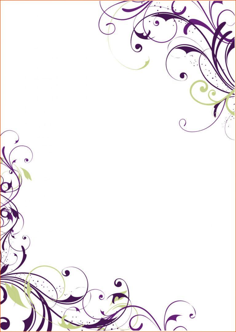 34 Stylish Bridal Shower Invitation Templates Regarding Blank Bridal Sh In 2020 Wedding Invitation Card Design Wedding Invitation Templates Postcard Wedding Invitation