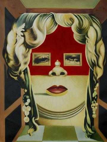 Divano Labbra Di Mae West.Il Volto Di Mae West 1935 Salvatore Dali Ideas Salvador Dali