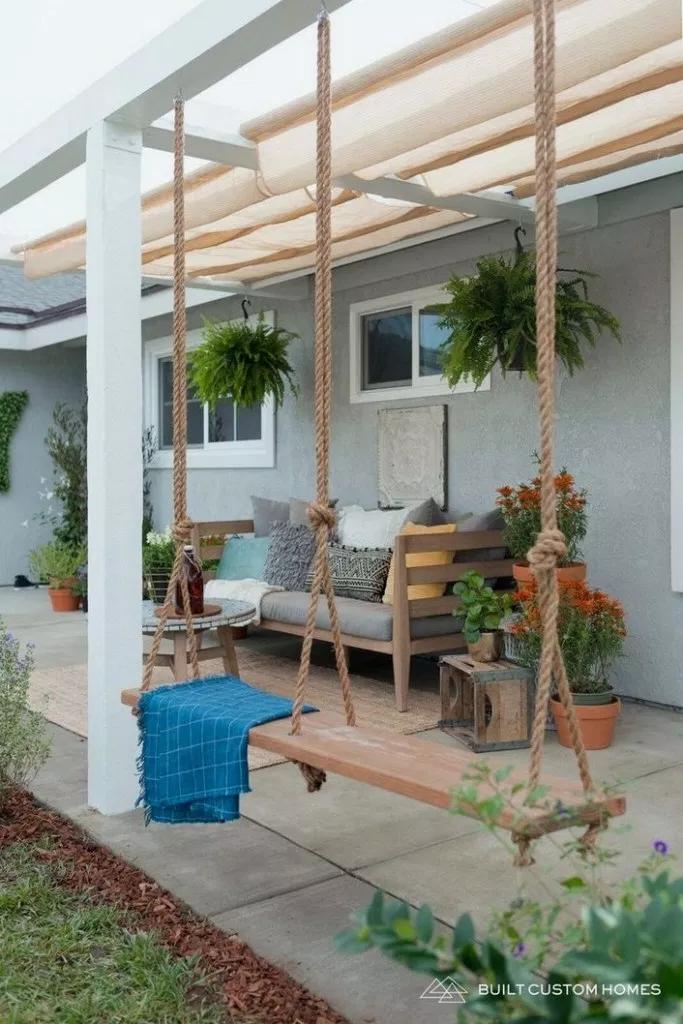 23 Wonderful Pergola Patio Design Ideas Pergolapatio Patiodesign Patioideas Home Garden Design Backyard Decor Small Patio Garden Backyard