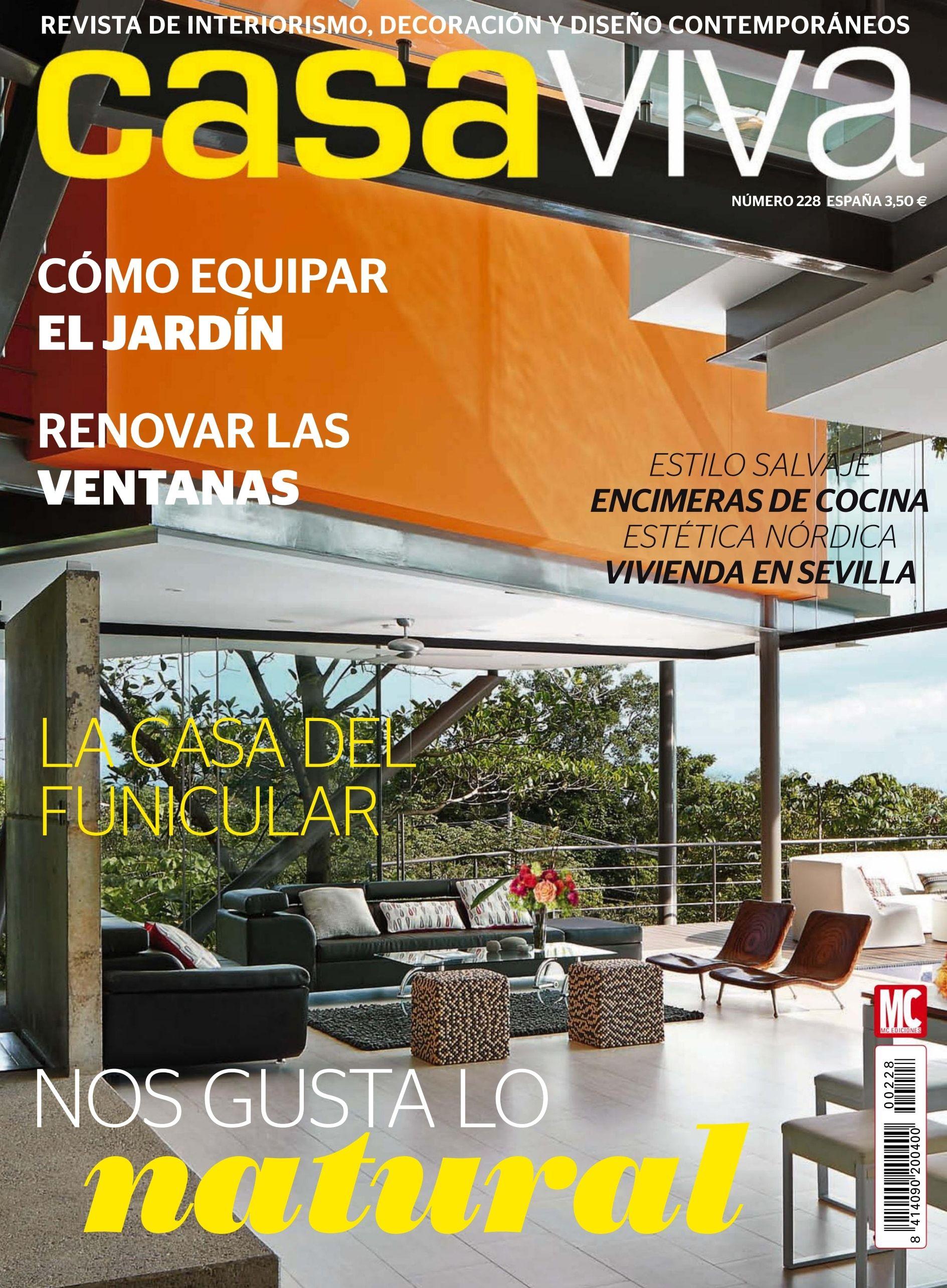 Revista Casa Viva 228. Nos gusta lo natural. Cómo