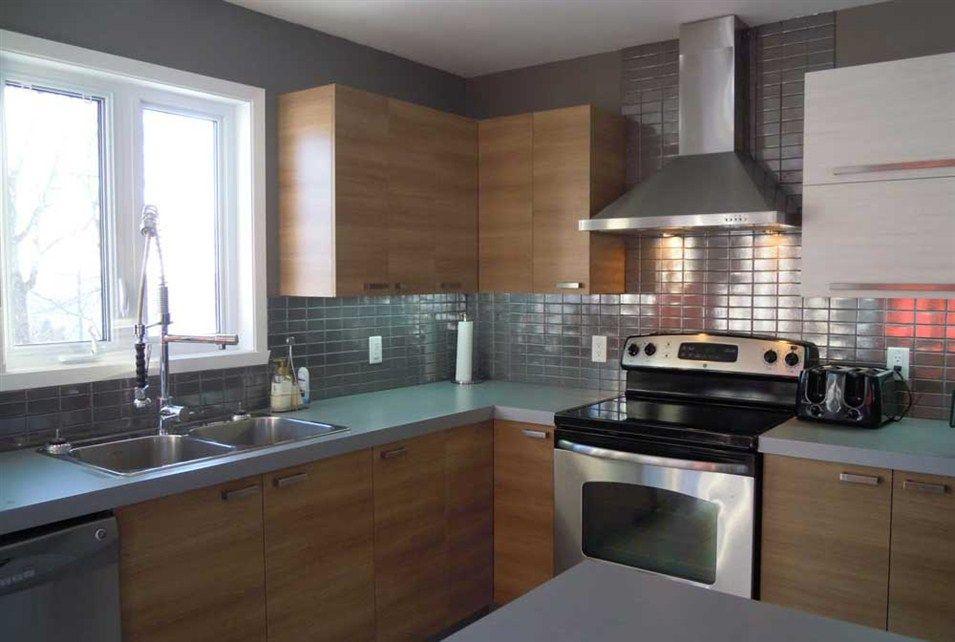Dosseret stainless recherche google dosseret kitchen home kitchens et home - Dosseret cuisine ...