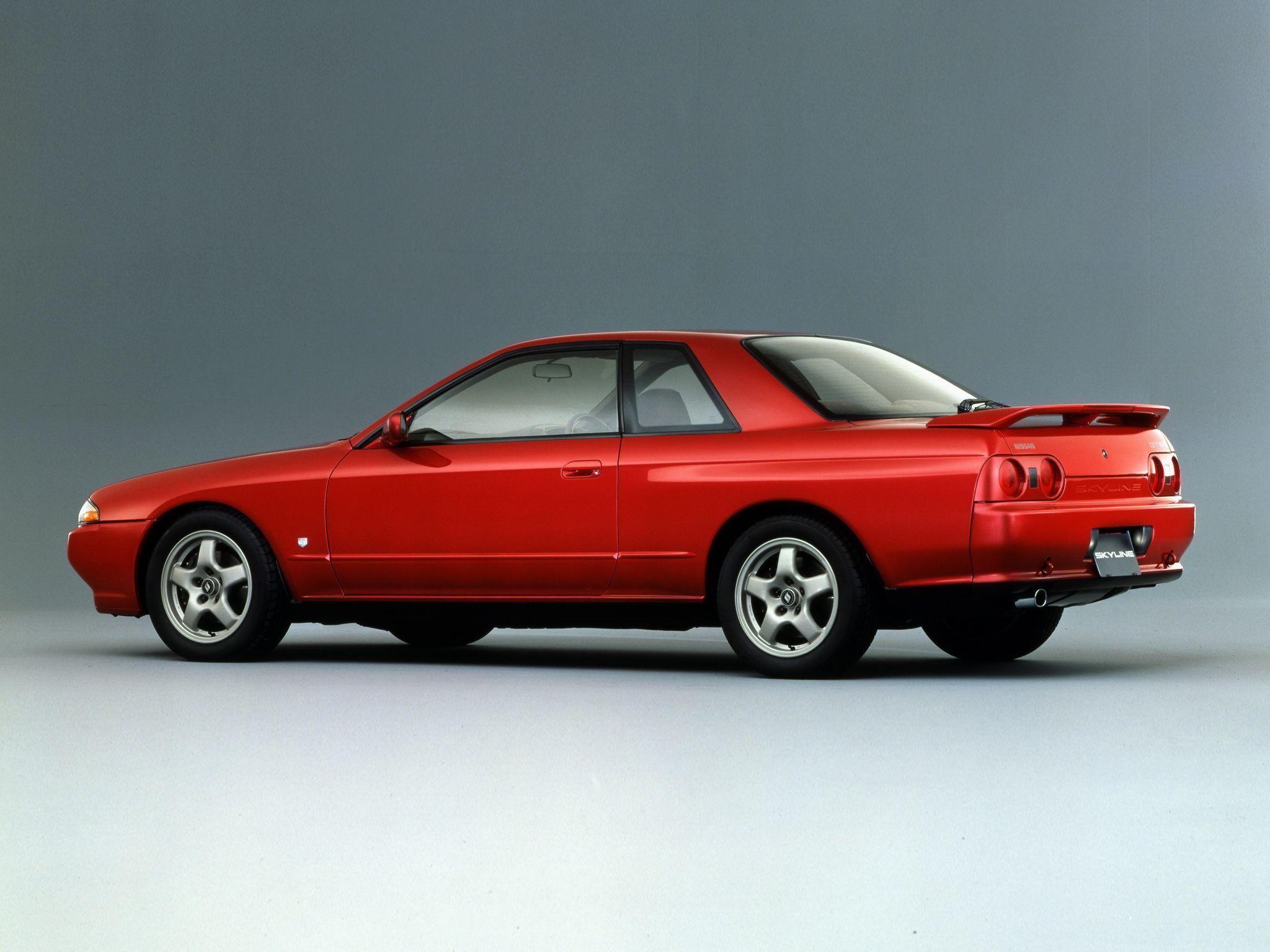1989-91 Skyline GTS-T Coupe (KRCR32)