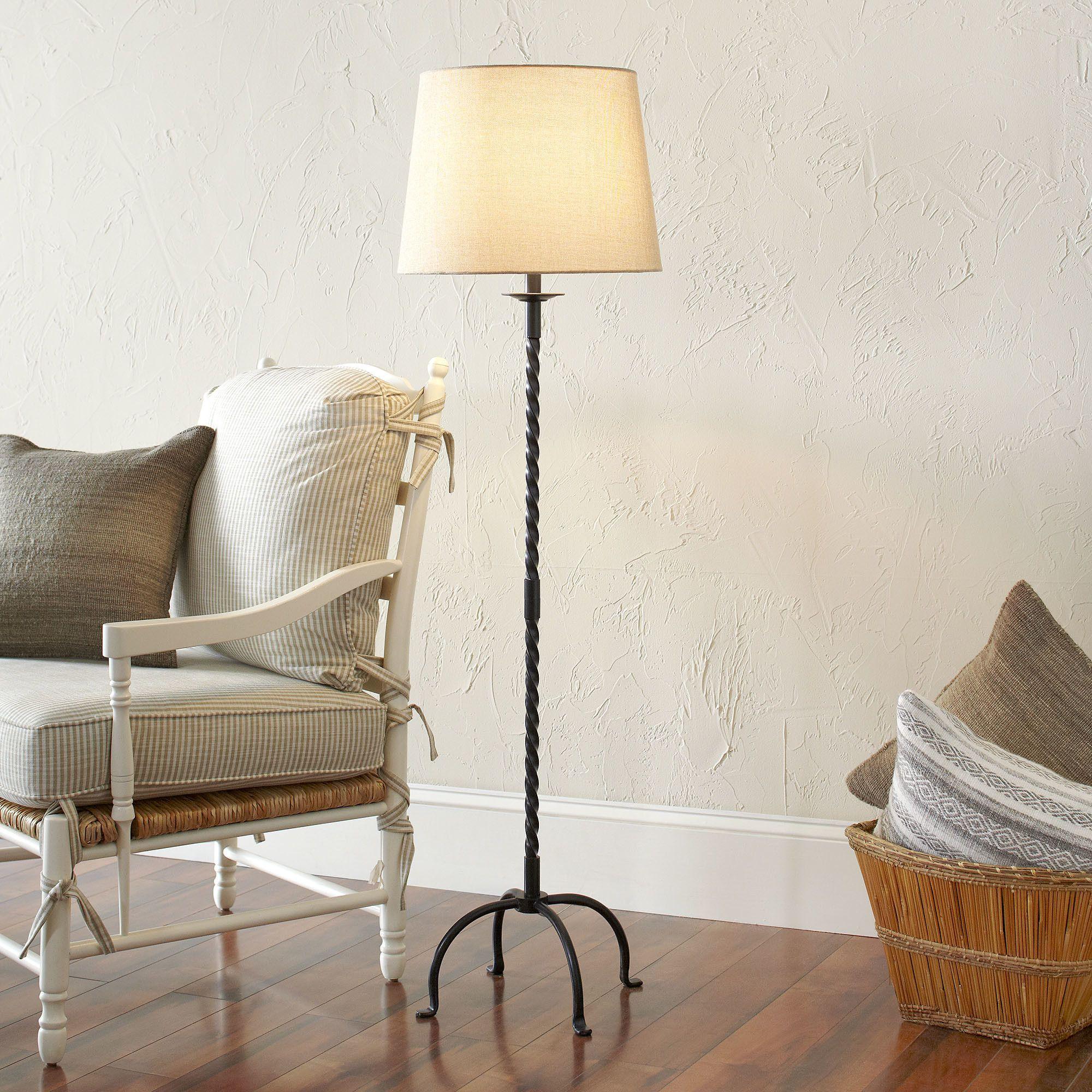 Mullins Floor Lamp Floor Lamp Farmhouse Floor Lamps Floor Lamps Living Room