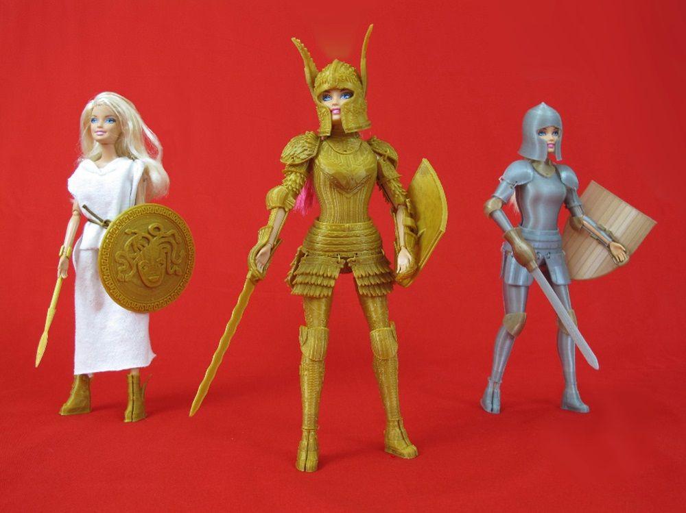 Faire Play Armor Set | Jim Rodda / Zheng3