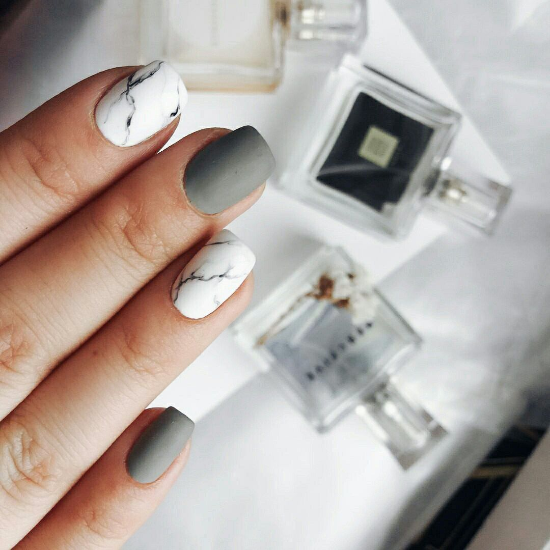 Winter Nail Designs 2017-2018: Cute and Simple Nail Art For Winter ...