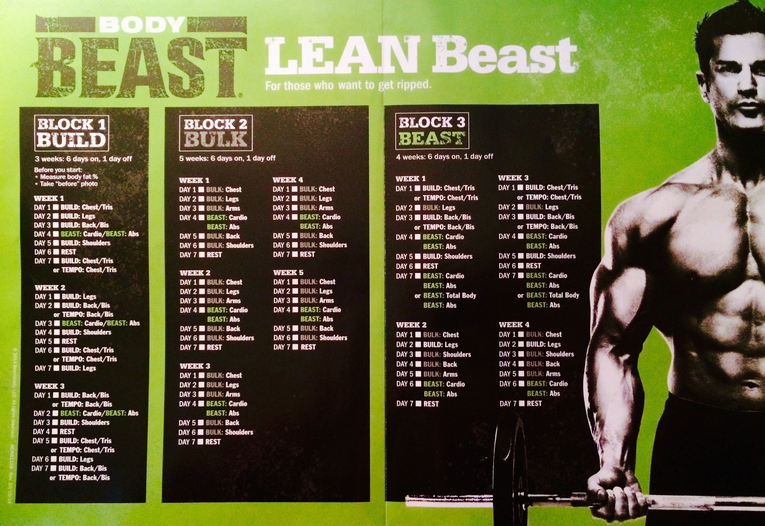 pin by nancy kennison on workouts | pinterest | body beast, beast