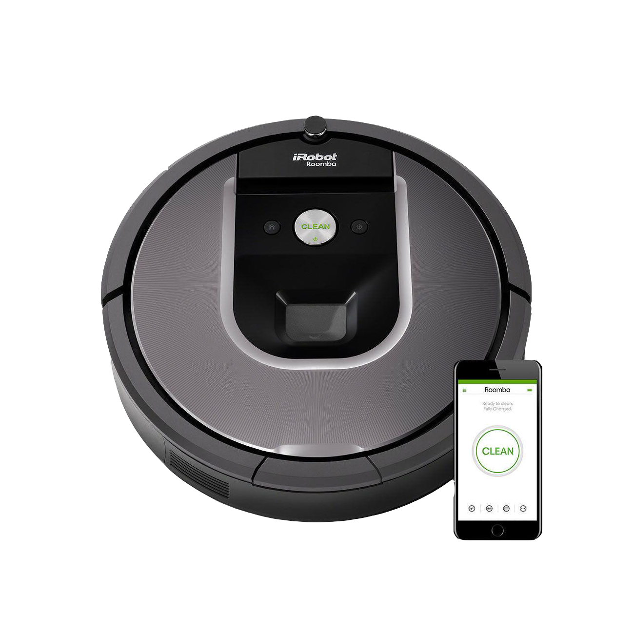 iRobot Roomba® 960 Irobot, Roomba vacuum, Robot vacuum
