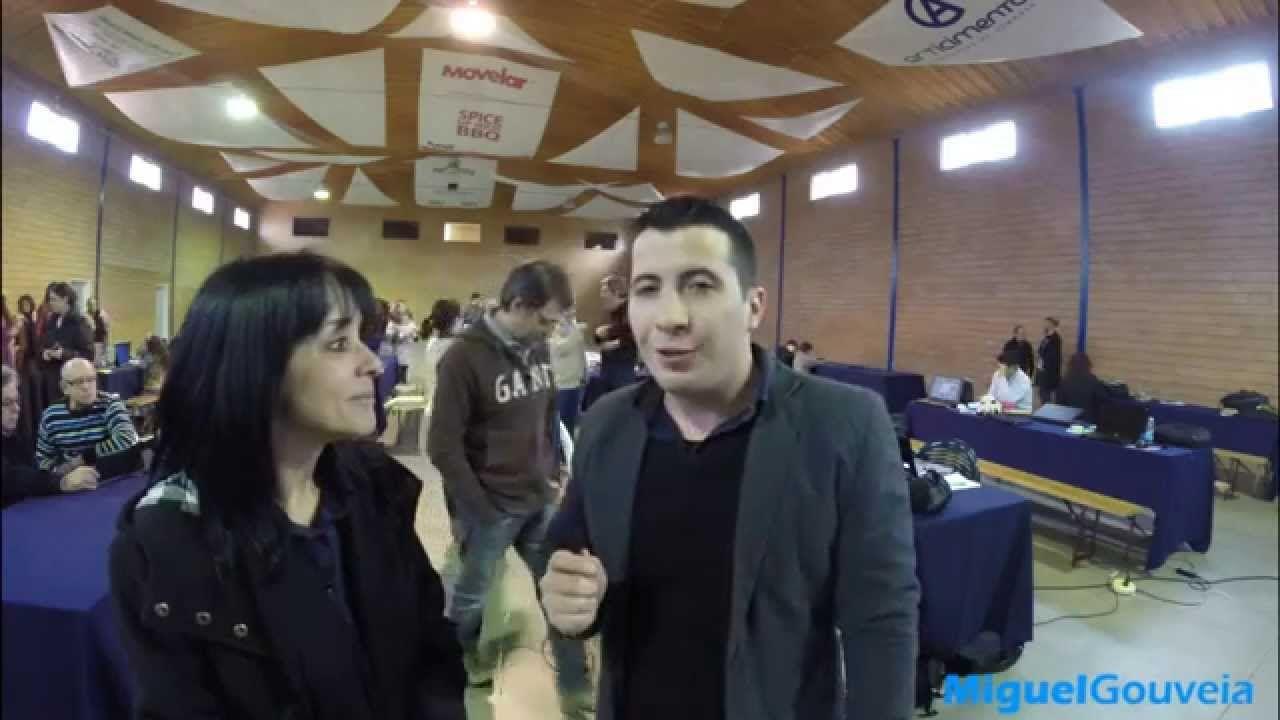 Entrevista a Maria Lima na 4 Aula Magna da Universidade da Tribo