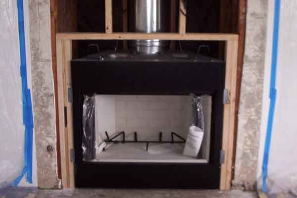 Prefab Replacement Or Installation Fireplace Prefab Fireplace Fireplace Gallery