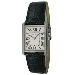 754940463bb Cartier Tank Solo Steel Large Watch W5200003 Cartier.  2148.29. Calibre 690  Quartz movement.