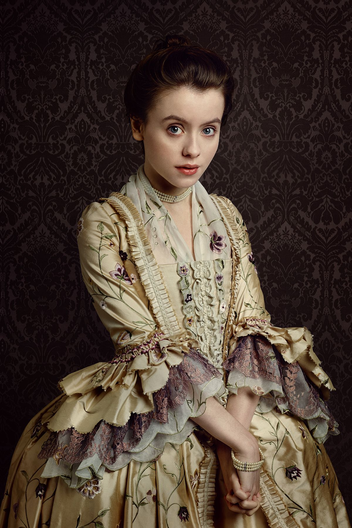 Mary Hawkins (Rosie Day) Also known as: Mary Randall, Mary Isaacs She is quite shy as she has a ...
