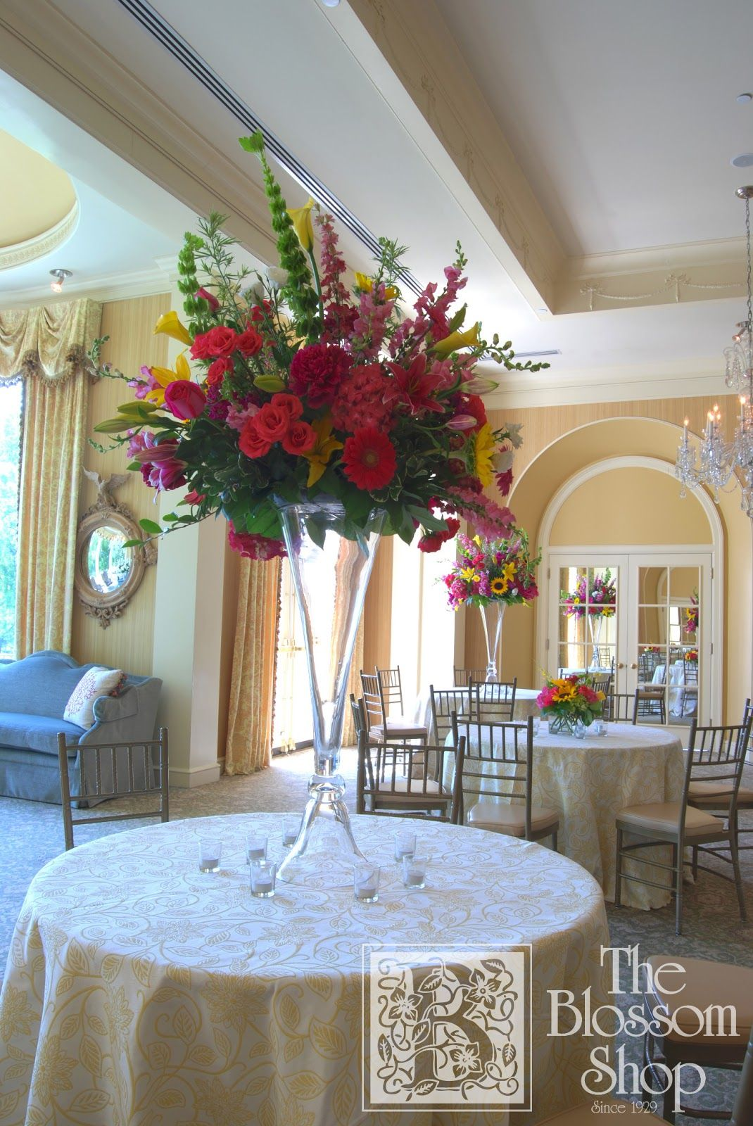 Tall fluted vases with bright cheerful gerbera daisies roses tall fluted vases with bright cheerful gerbera daisies roses spray roses reviewsmspy