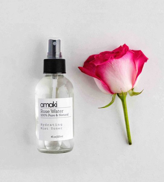 Image result for Amaki, Rose Water Toner: