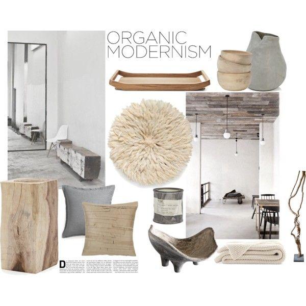 Organic Modernism Created By Nmkratz On Polyvore Modern