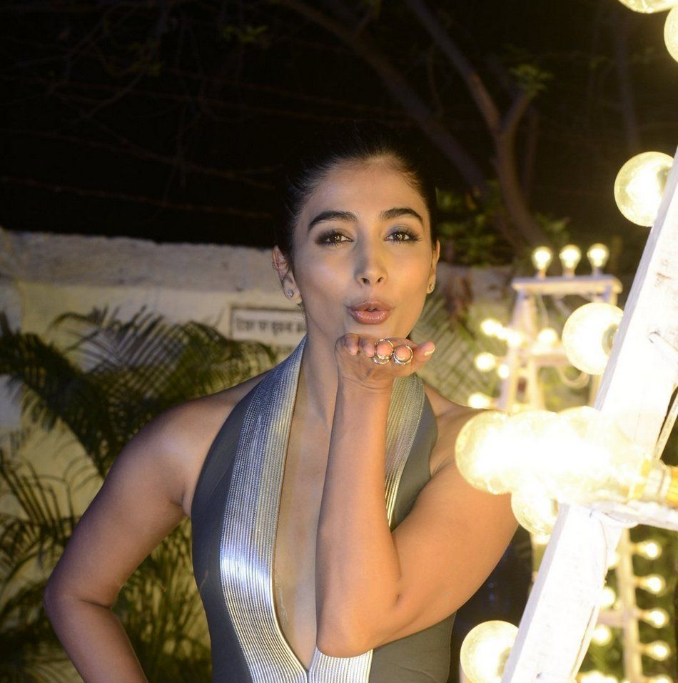 Congratulations! Pooja Hegde Is The Most Desirable Woman