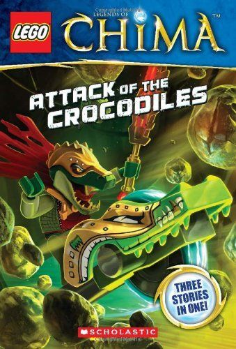 LEGO Legends of Chima: Attack of the Crocodiles (Chapter Book #1) | Your #1 Source for Toys and Games