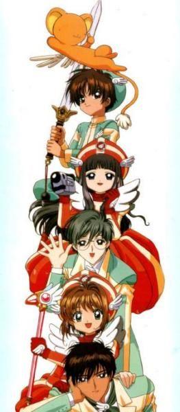 anime.mikomi.org - Cardcaptor Sakura