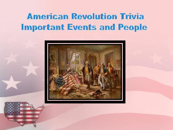 This 38 editable slide review of people and events in the American Revolution provides a variety of material in a challenging and engaging form. The students are provided the answer and have to come up with the question. This is a nice change if you are preparing your class for a test or if you want to use it as a preview to see what they already know.